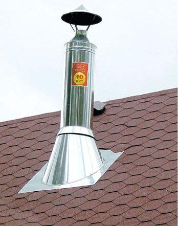 Наклейка на дымоход - дизайнер LavrentevVA