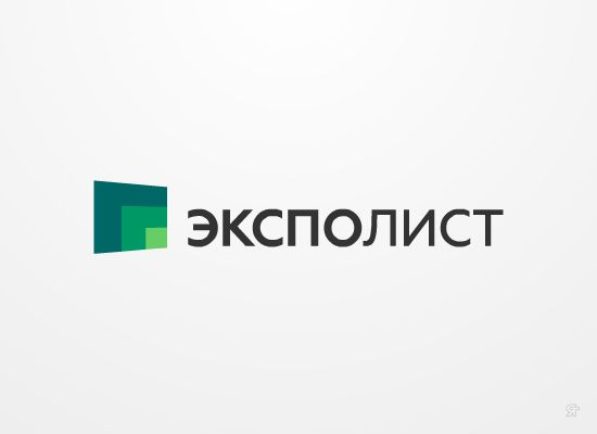 Логотип выставочной компании Эксполист - дизайнер turov_yaroslav