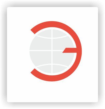 Логотип выставочной компании Эксполист - дизайнер VIPersone