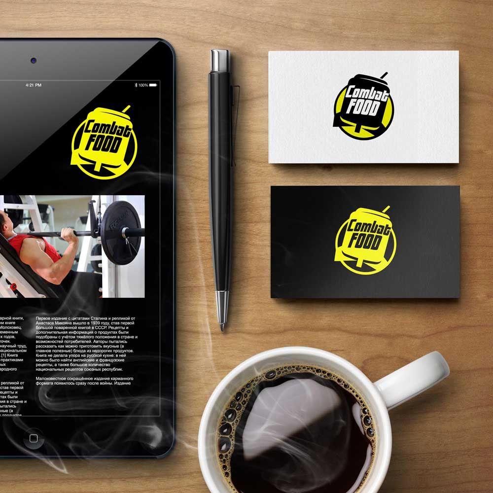 Логотип для интернет-магазина спортивного питания - дизайнер asimbox