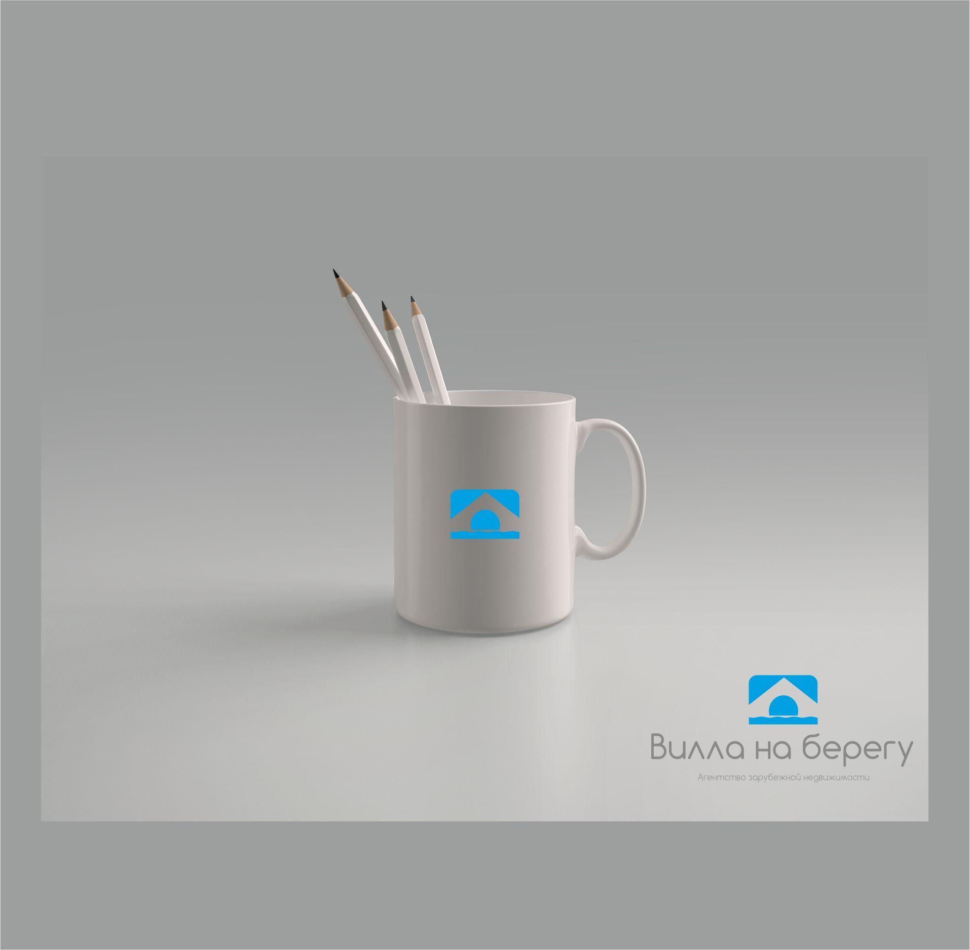 Фирстиль для агентства зарубежной недвижимости - дизайнер dbyjuhfl