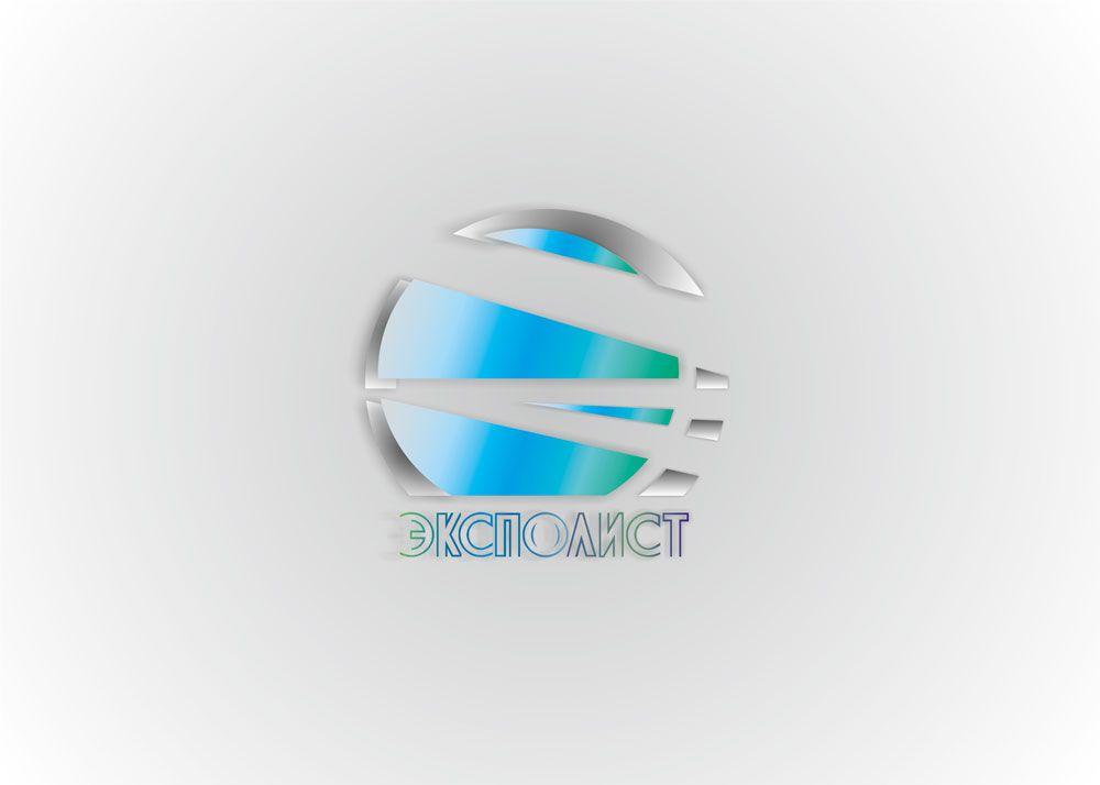 Логотип выставочной компании Эксполист - дизайнер evgeniamng