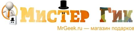 Логотип для магазина подарков - дизайнер chernain