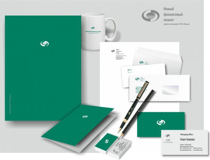 Фирменный стиль для лизинговой компании - дизайнер sv58