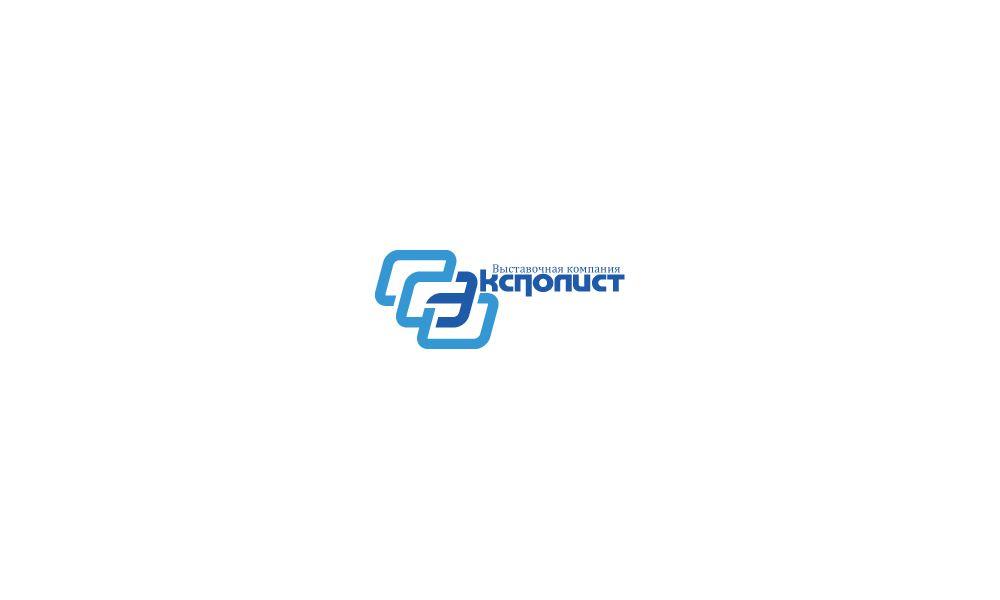 Логотип выставочной компании Эксполист - дизайнер Gas-Min