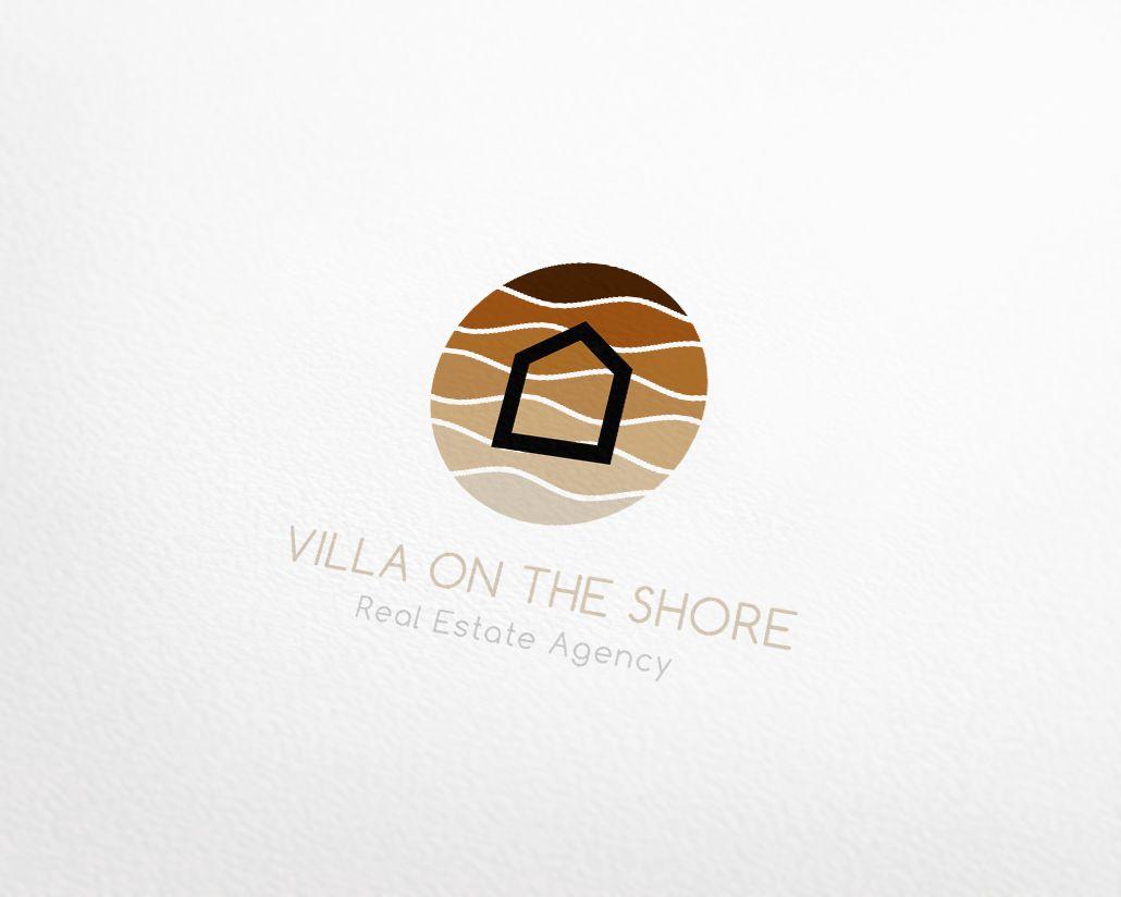Фирстиль для агентства зарубежной недвижимости - дизайнер krisSstal