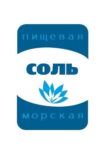 Дизайн этикетки для соли пищевой морской  - дизайнер lirikon89