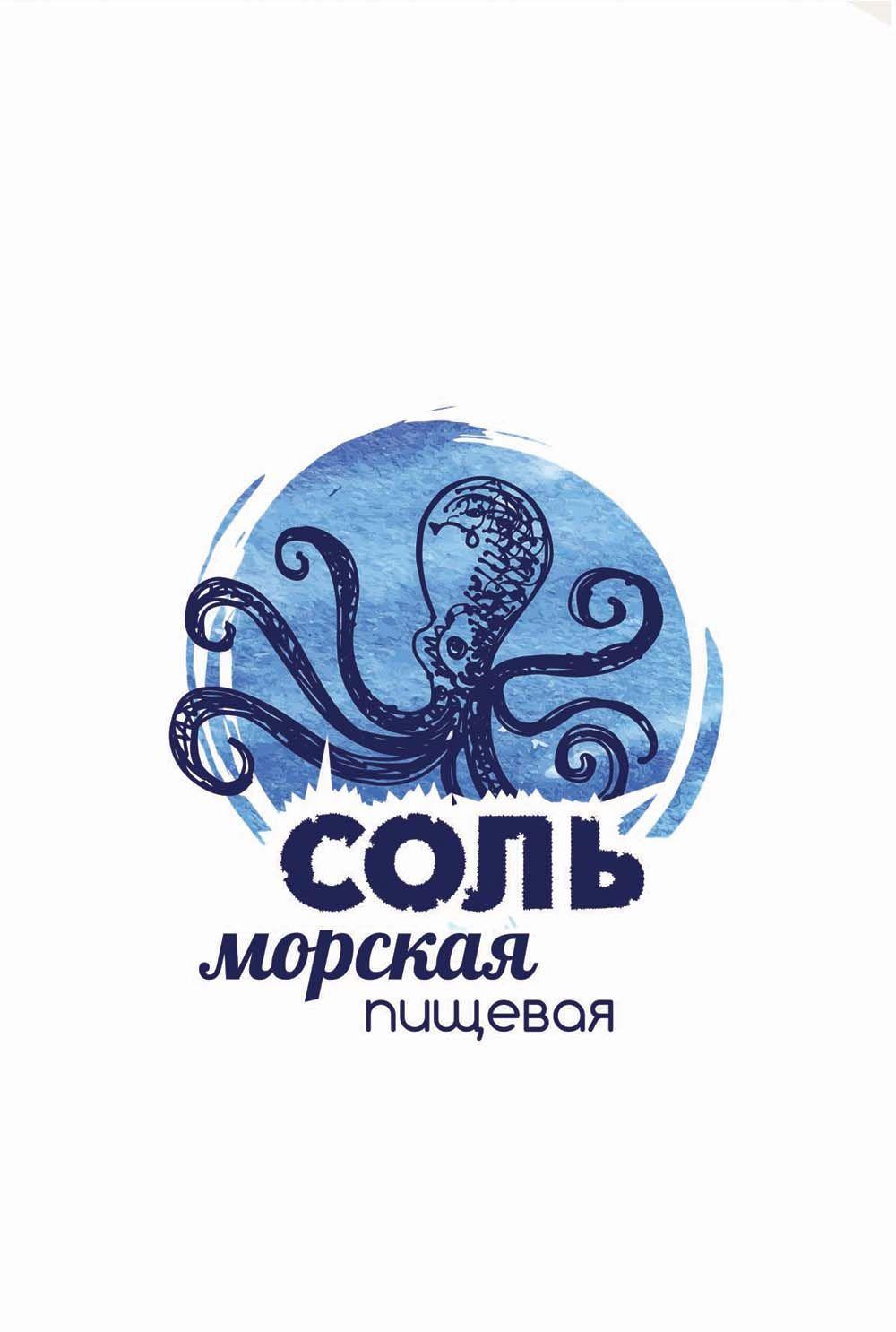 Дизайн этикетки для соли пищевой морской  - дизайнер valeriana_88
