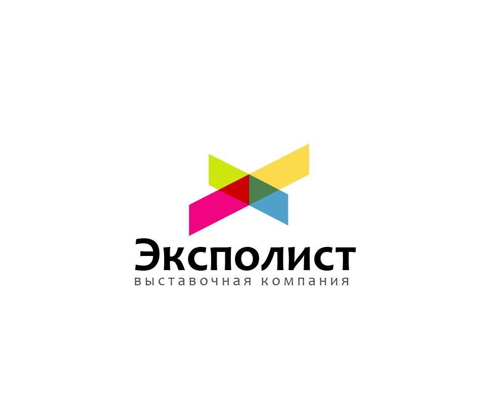 Логотип выставочной компании Эксполист - дизайнер jampa