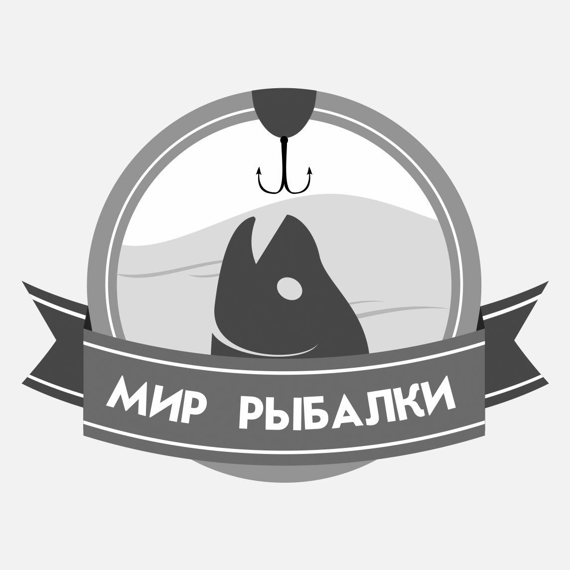 Логотип рыболовного магазина - дизайнер Aleqsander