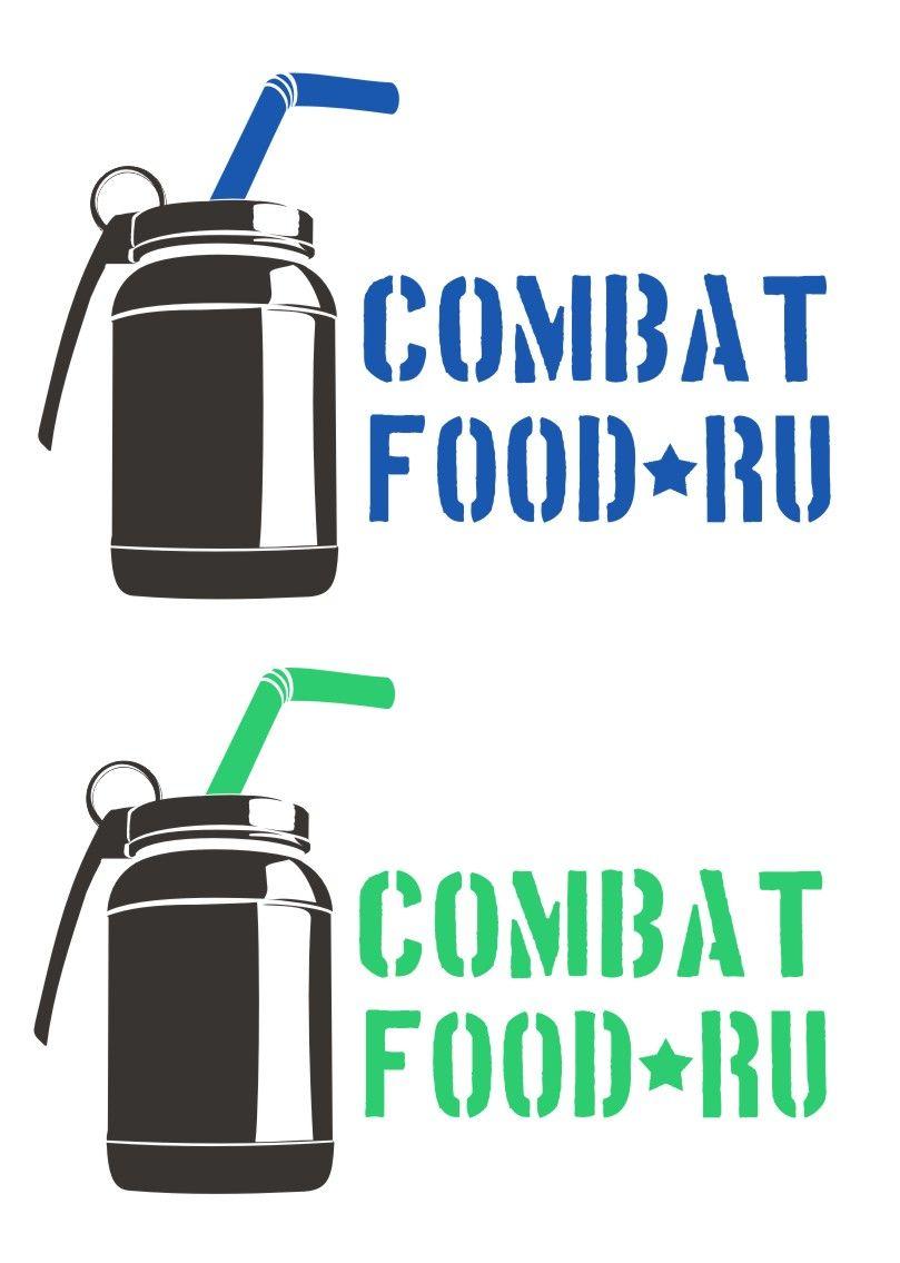 Логотип для интернет-магазина спортивного питания - дизайнер OlegLeskin
