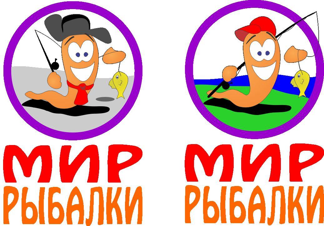 Логотип рыболовного магазина - дизайнер scooterlider