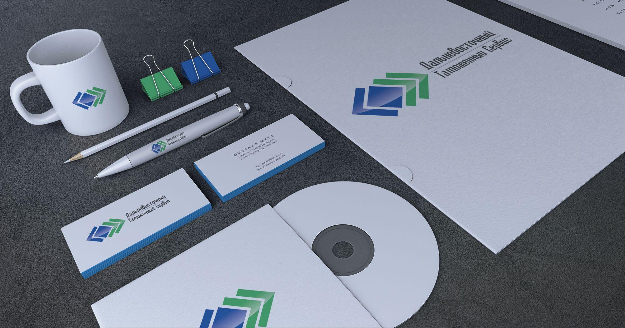 Логотип знак фирменные цвета для компании ДВТС   - дизайнер Gas-Min