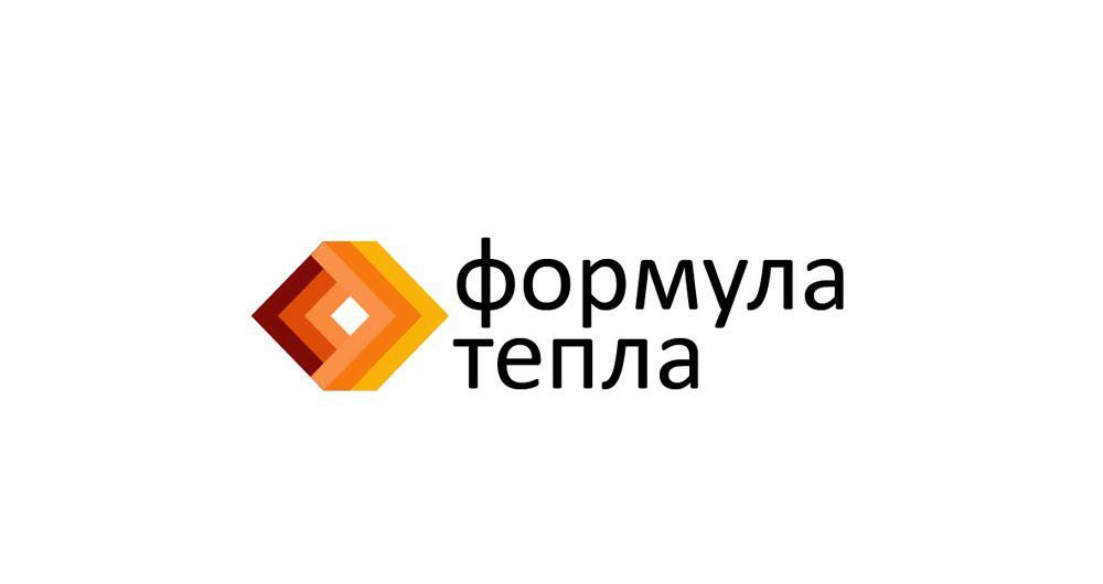 Логотип для компании Формула Тепла - дизайнер jampa