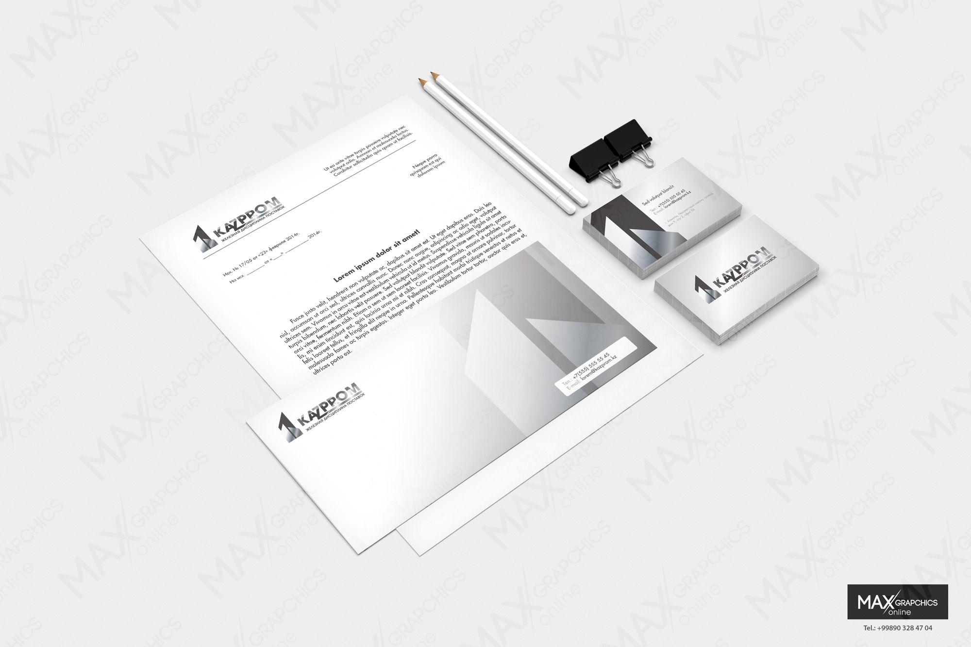 Редизайн логотипа, создание фирменного стиля - дизайнер Kreativa