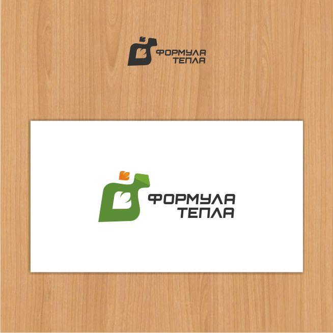 Логотип для компании Формула Тепла - дизайнер Crystal10