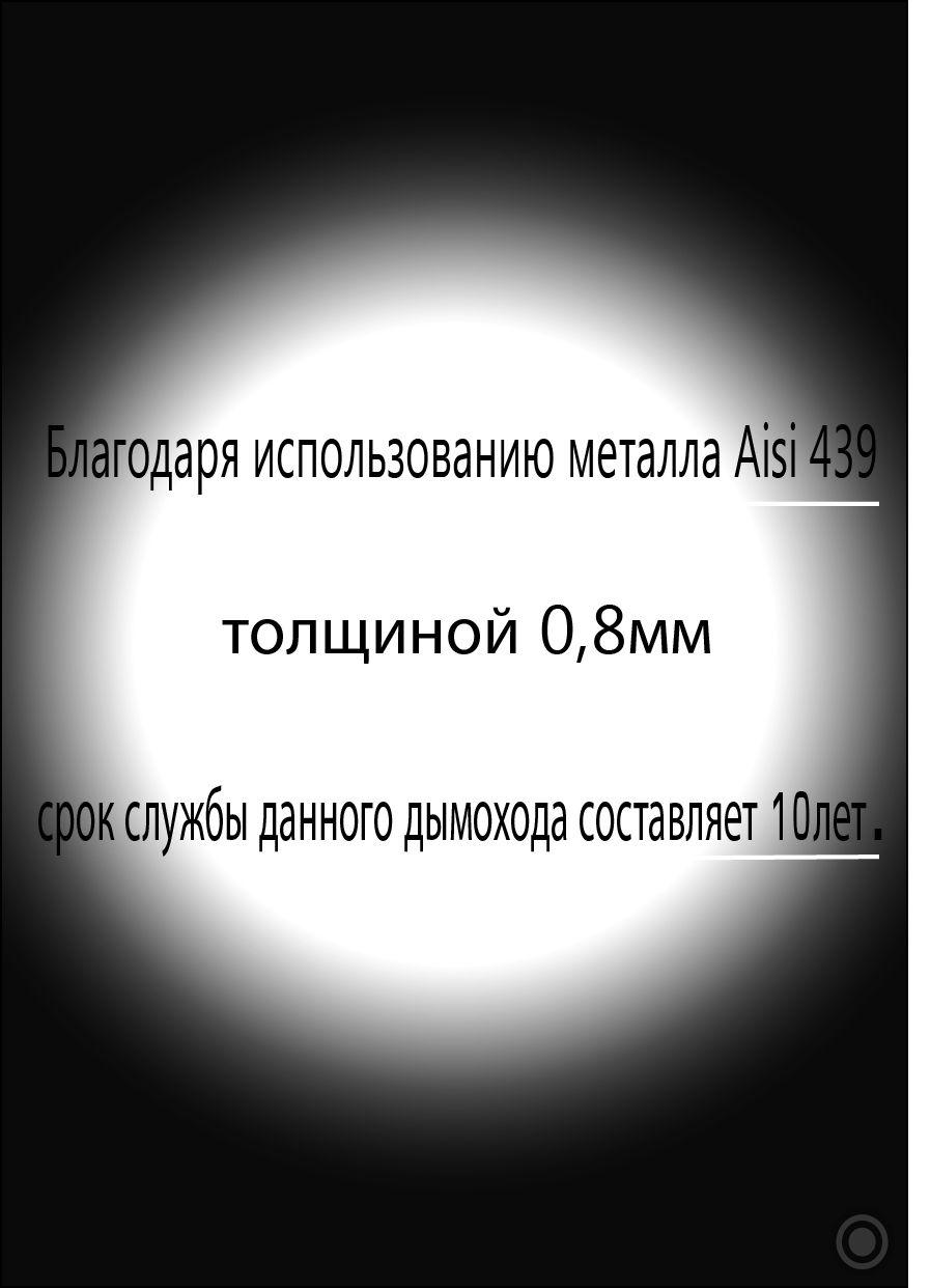 Наклейка на дымоход - дизайнер BeSSpaloFF