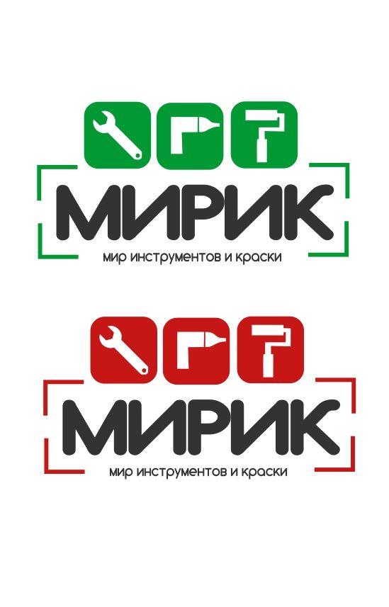 Фирменный стиль Мир Инструмента и Красок - дизайнер Ekalinovskaya