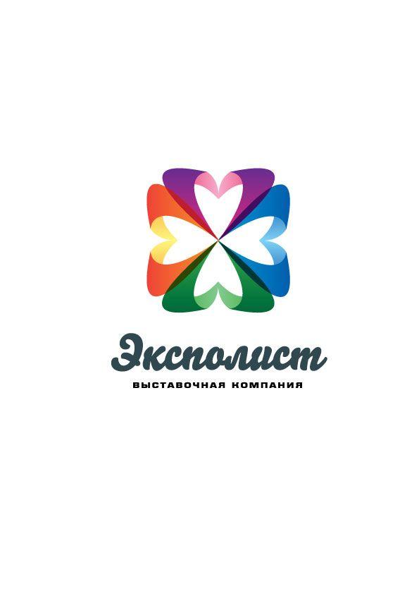 Логотип выставочной компании Эксполист - дизайнер Erlan84