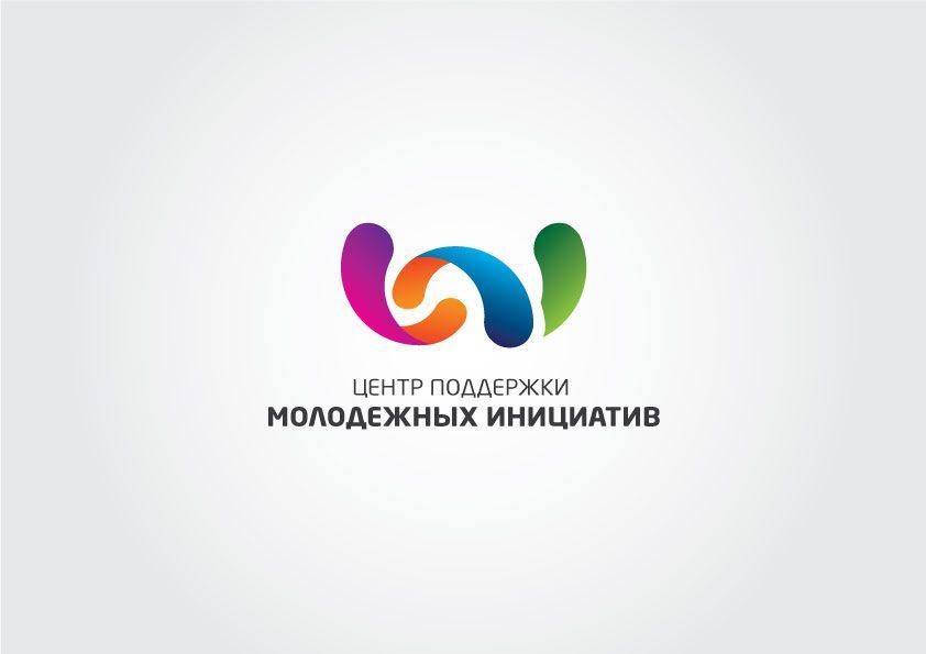 Логотип для Центра поддержки молодежных инициатив - дизайнер Erlan84