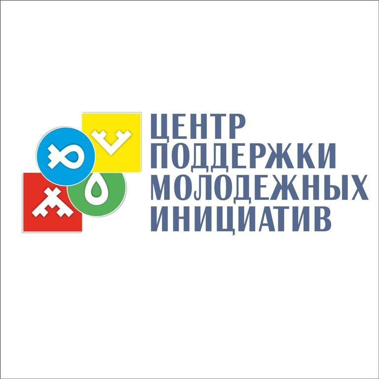 Логотип для Центра поддержки молодежных инициатив - дизайнер design03