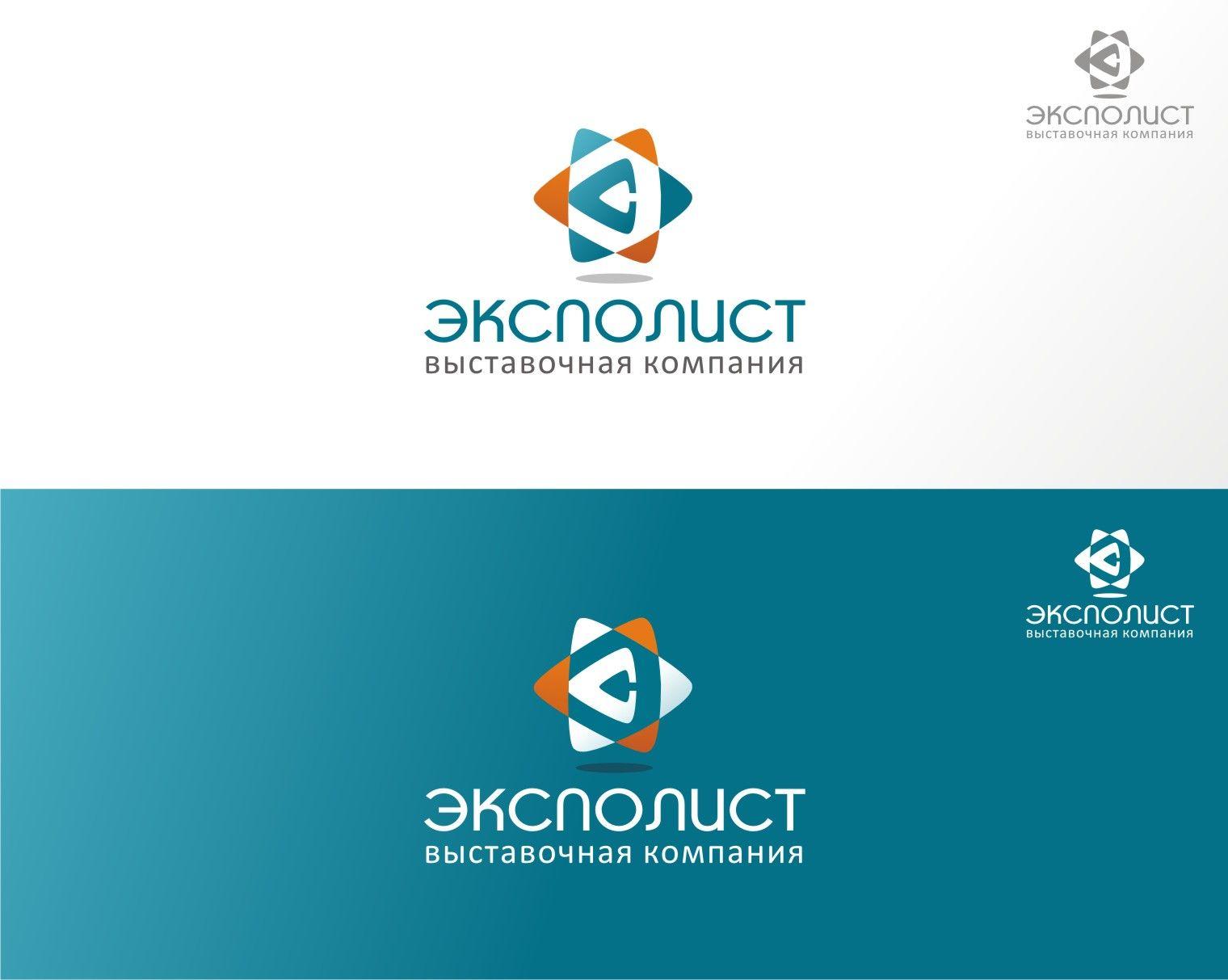 Логотип выставочной компании Эксполист - дизайнер ideograph