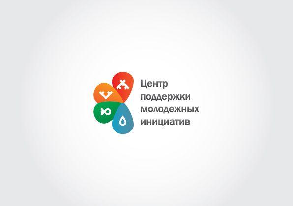 Логотип для Центра поддержки молодежных инициатив - дизайнер sergey_black109
