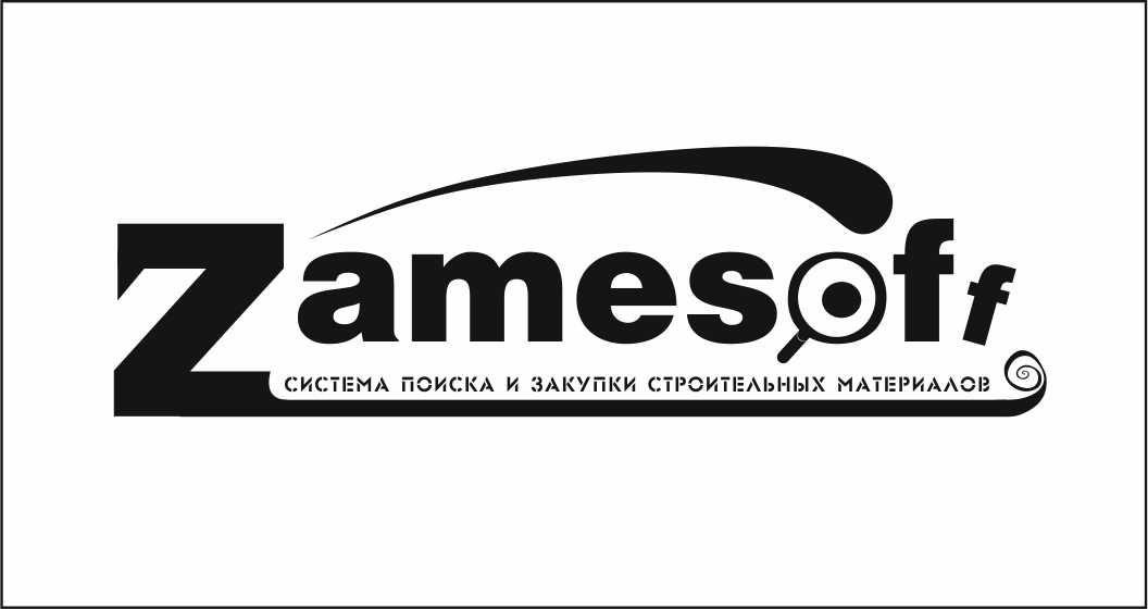 Лого для сервиса по поиску строительных материалов - дизайнер kibersample