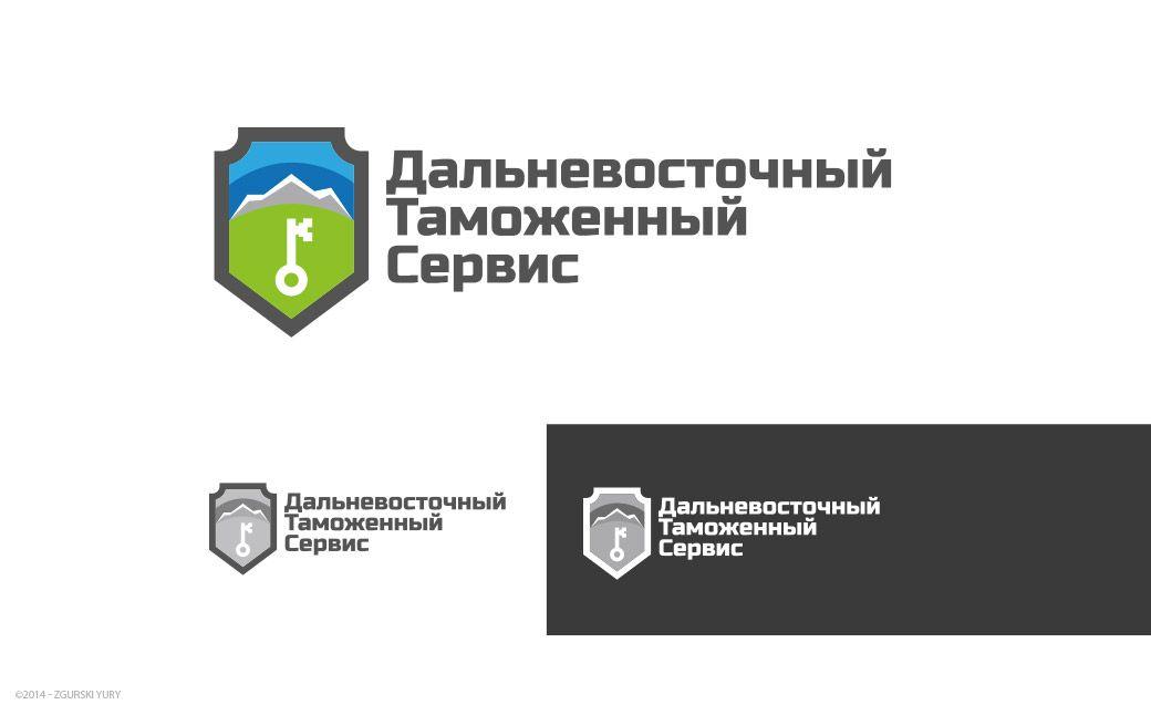 Логотип знак фирменные цвета для компании ДВТС   - дизайнер Odinus