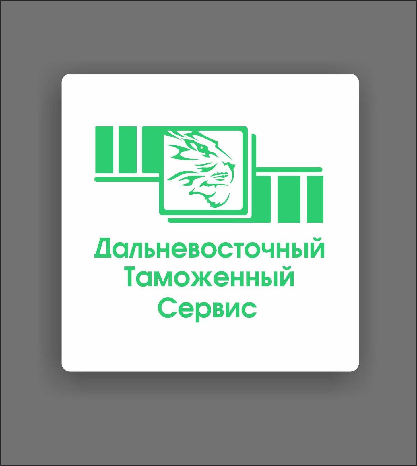 Логотип знак фирменные цвета для компании ДВТС   - дизайнер kibersample