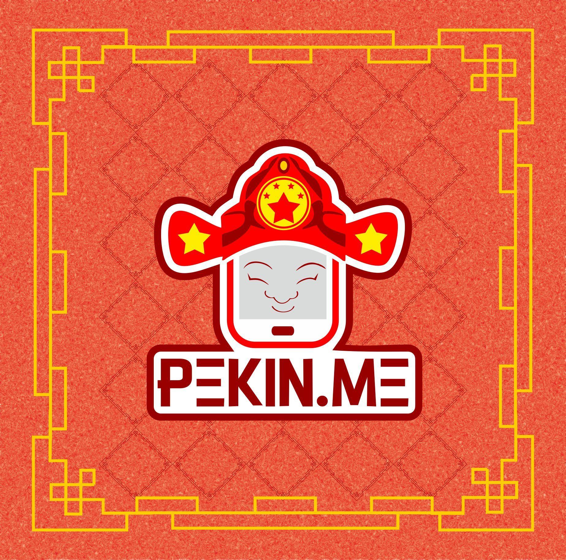 Логотип для компании pekin.me - дизайнер hsochi