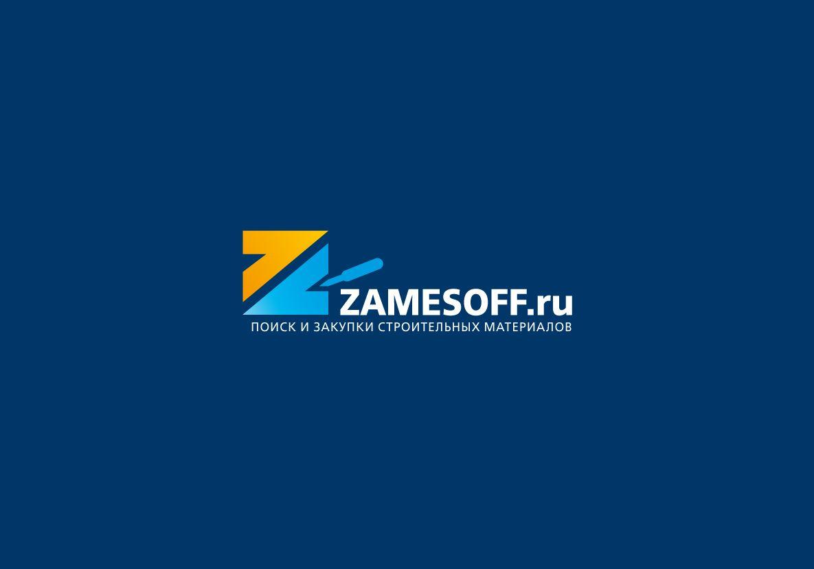 Лого для сервиса по поиску строительных материалов - дизайнер shamaevserg