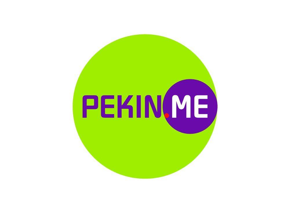 Логотип для компании pekin.me - дизайнер xamaza