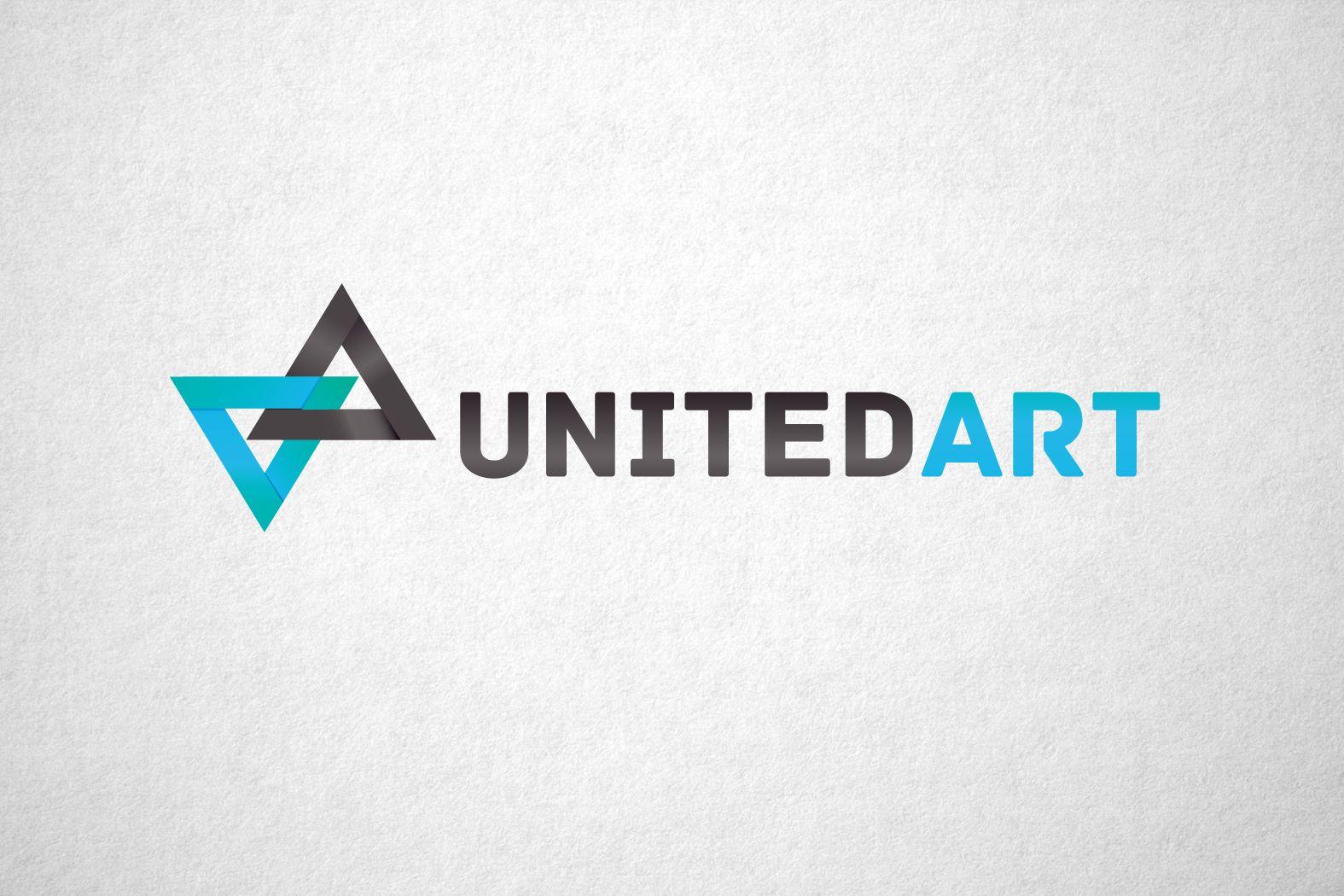Логотип для компании United Art - дизайнер funkielevis