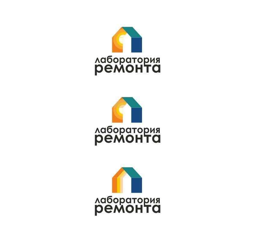 Разработка логотипа компании по ремонту и дизайну - дизайнер ruh567