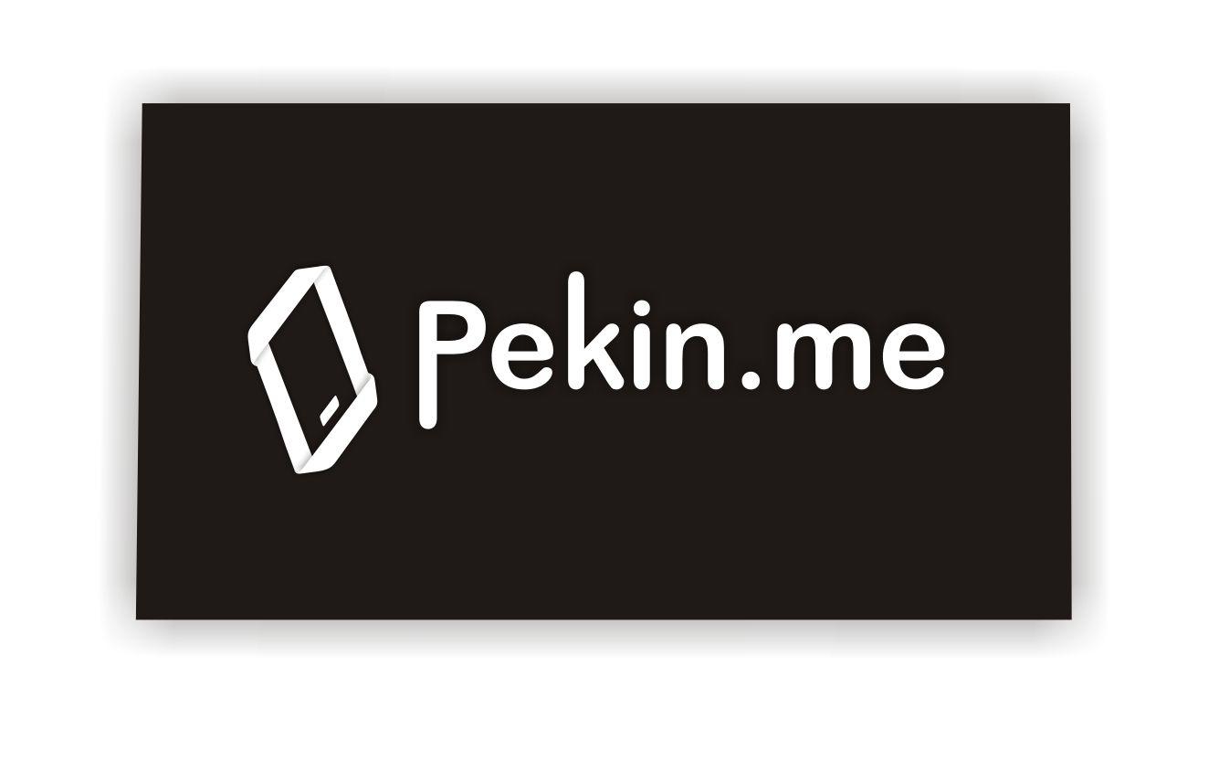 Логотип для компании pekin.me - дизайнер markosov