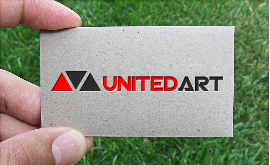 Логотип для компании United Art - дизайнер indi-an