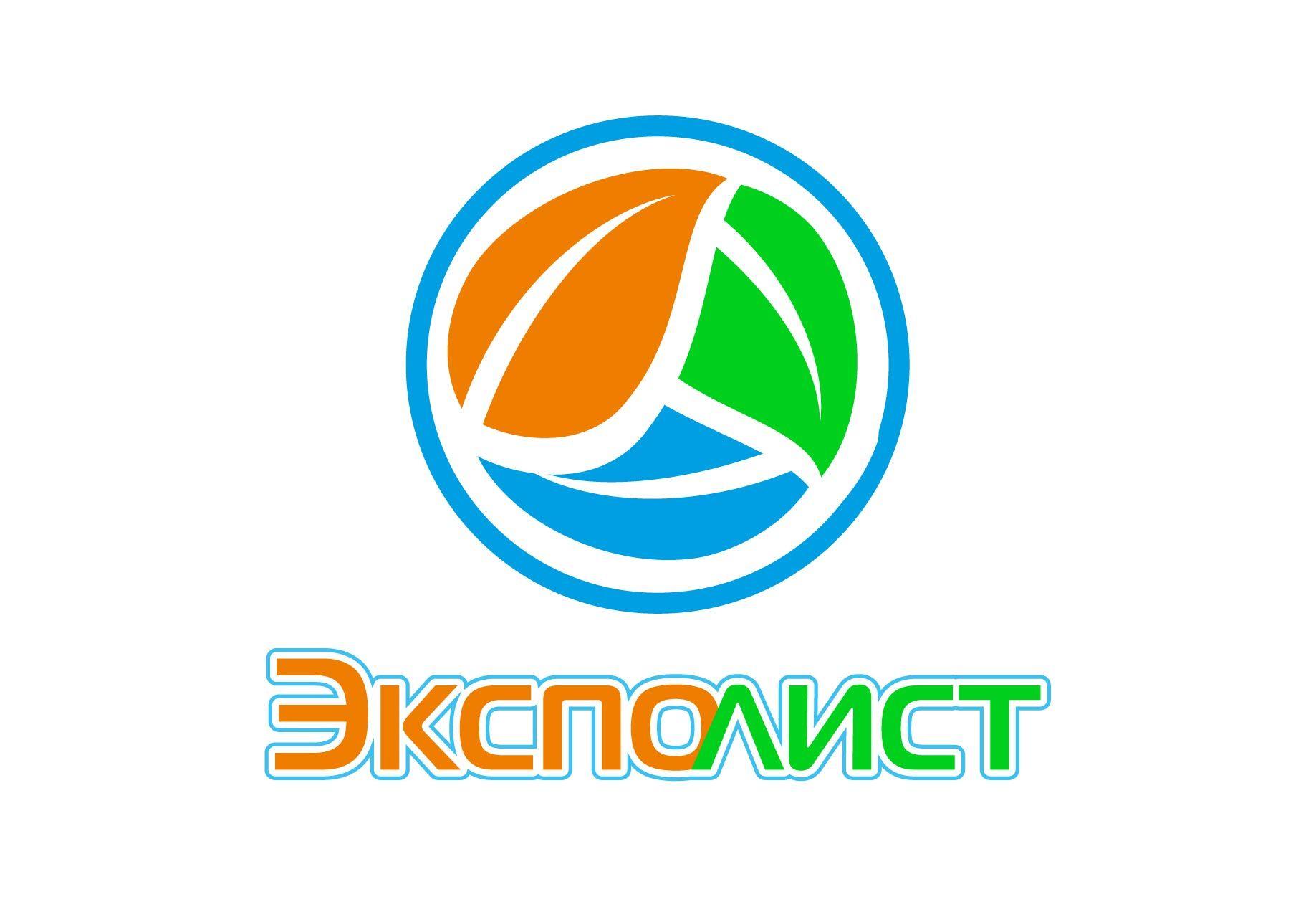 Логотип выставочной компании Эксполист - дизайнер xamaza