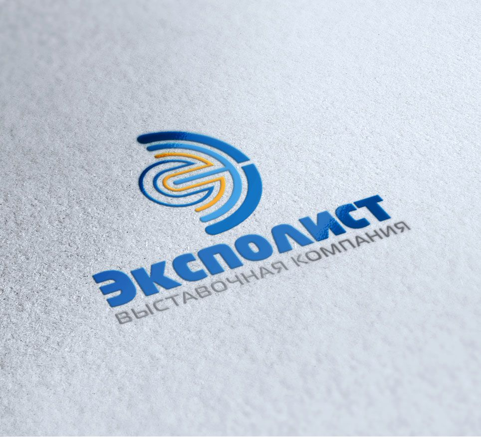 Логотип выставочной компании Эксполист - дизайнер zhutol