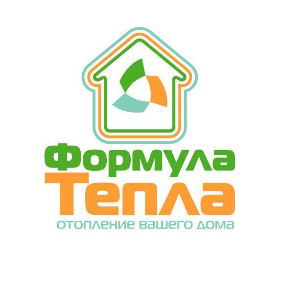 Логотип для компании Формула Тепла - дизайнер zhutol