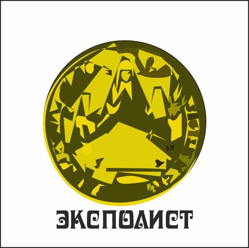 Логотип выставочной компании Эксполист - дизайнер AmbaBeat