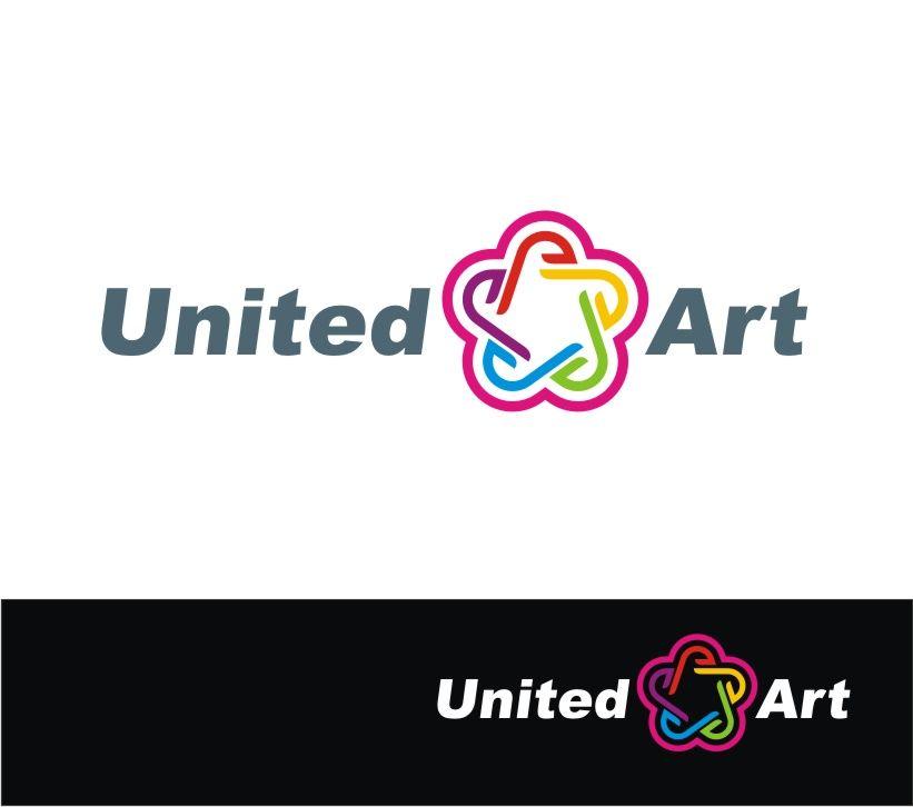 Логотип для компании United Art - дизайнер Olegik882