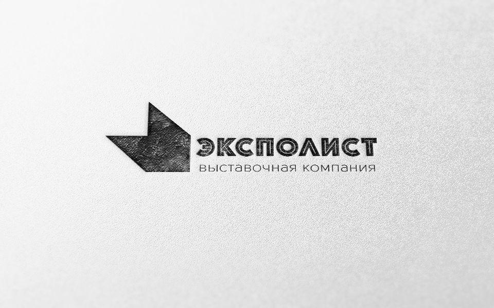 Логотип выставочной компании Эксполист - дизайнер Dasha_Gizma
