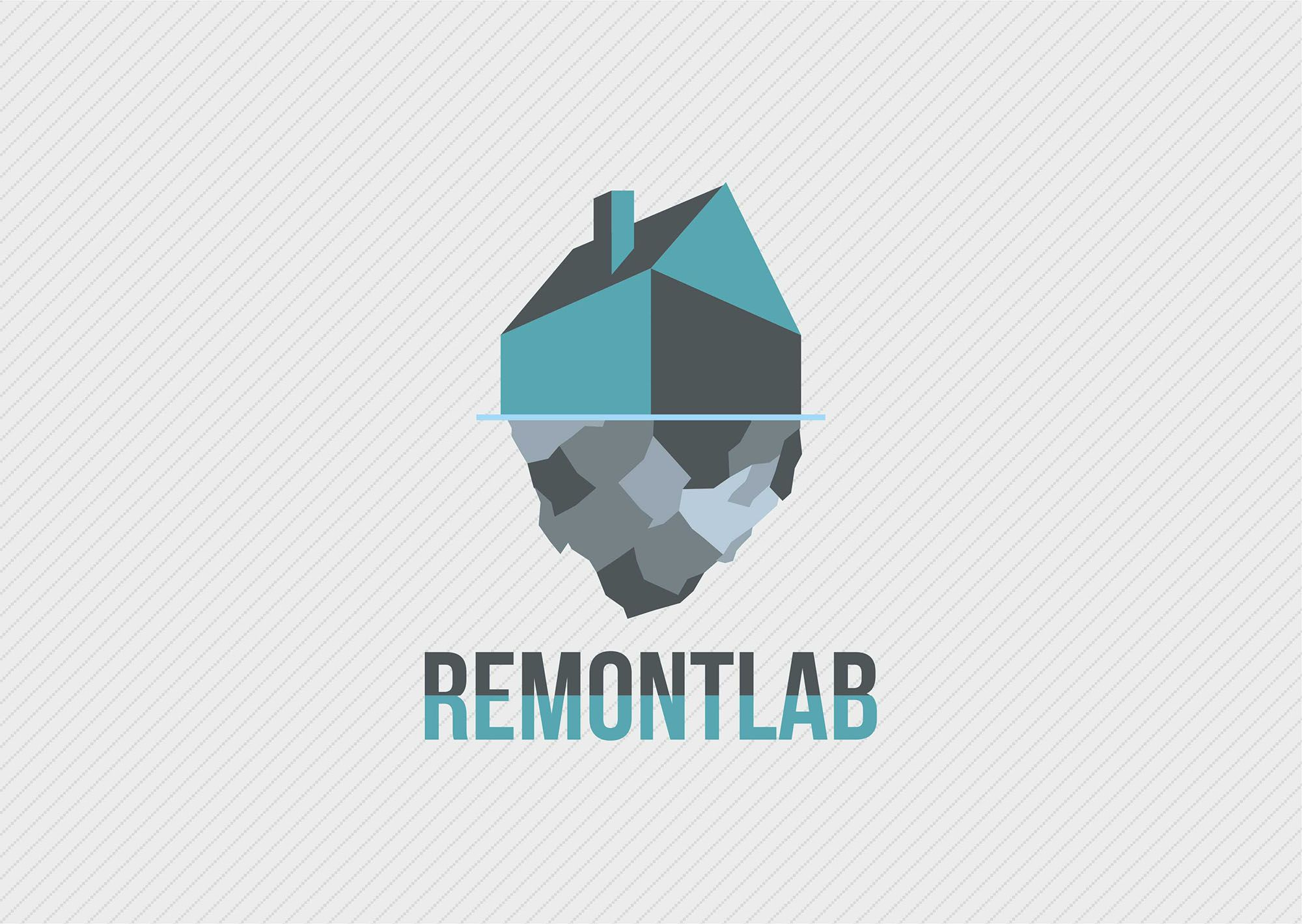 Разработка логотипа компании по ремонту и дизайну - дизайнер VadimNJet