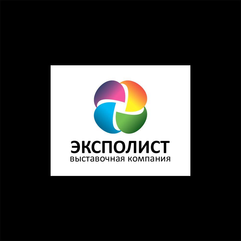 Логотип выставочной компании Эксполист - дизайнер andr-shtolz