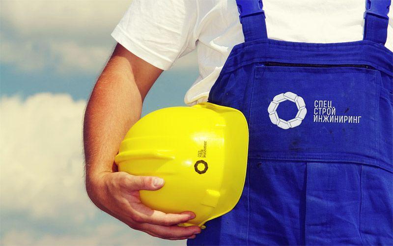 Логотип для строительной компании - дизайнер VF-Group