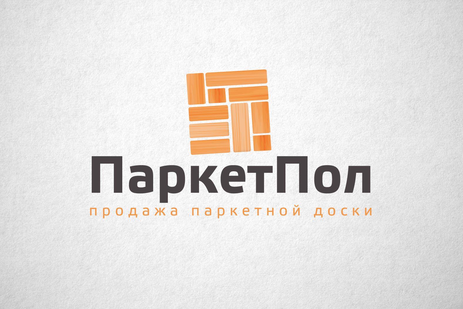 Лого и фирменный стиль компании по продаже паркета - дизайнер funkielevis