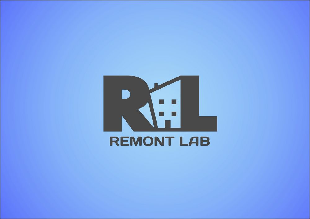Разработка логотипа компании по ремонту и дизайну - дизайнер kreonixx