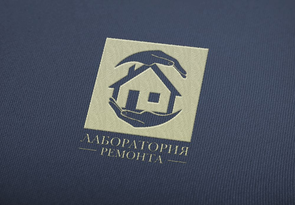 Разработка логотипа компании по ремонту и дизайну - дизайнер malevish