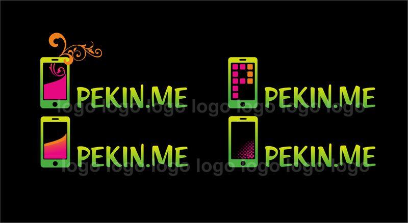 Логотип для компании pekin.me - дизайнер designer_80lvl